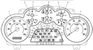 FAW электрическая схема
